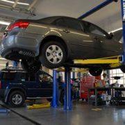 Automobilbranche - Verkauf und Werkstatt