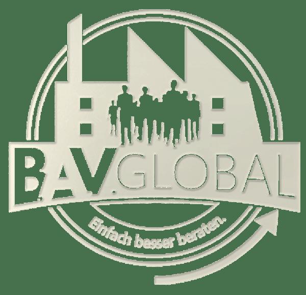 Logo-B.A.V.Global - Spezialist für betriebliche Altersversorgung (bAV) / tarifliche Zusatzrente (TZR)