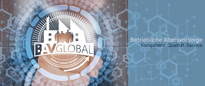 B.A.V.GLOBAL: Betriebliche Altersvorsorge - Kompetenz. Qualität. Service.